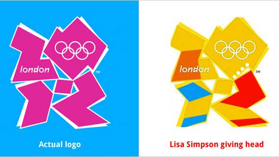 London Olympic Logo Fail
