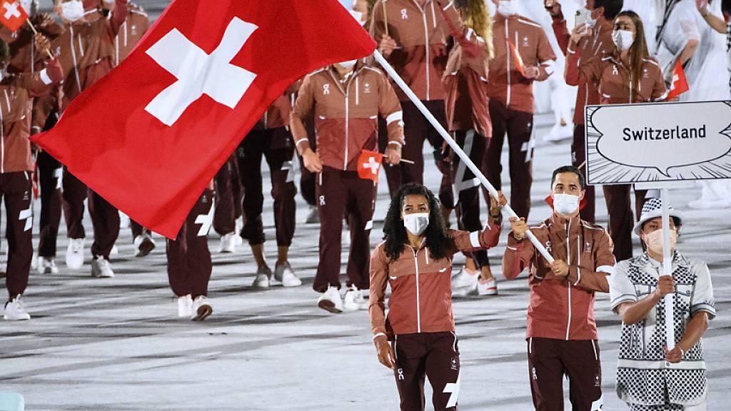 Jetzt im Liveblog: Die Olympischen Spiele sind eröffnet