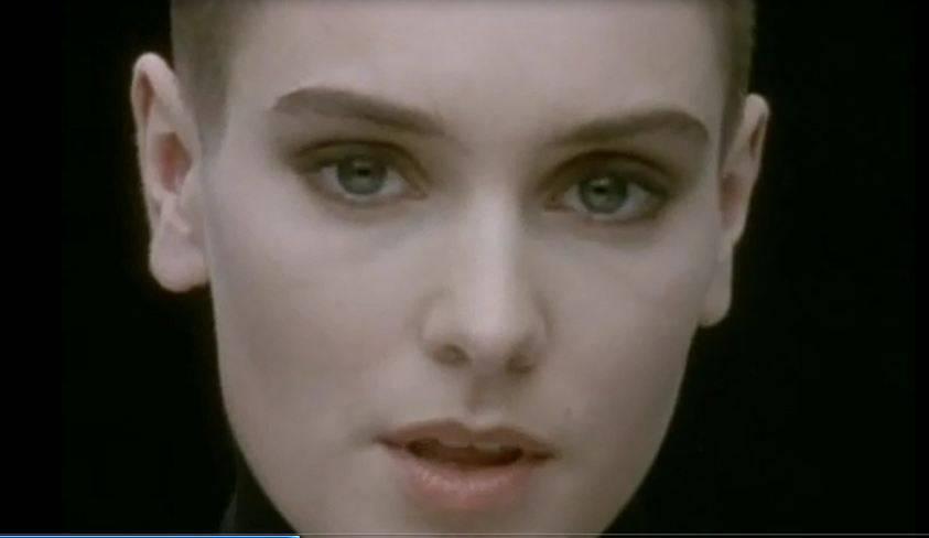 Mit dem Stück «Nothing Compares 2 U» schaffte Sinéad O'Connor 1990 den Durchbruch