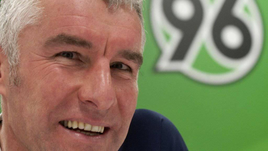 Rückkehr zu Hannover 96: Coach Mirko Slomka