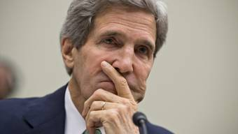 John Kerry (Archivbild)
