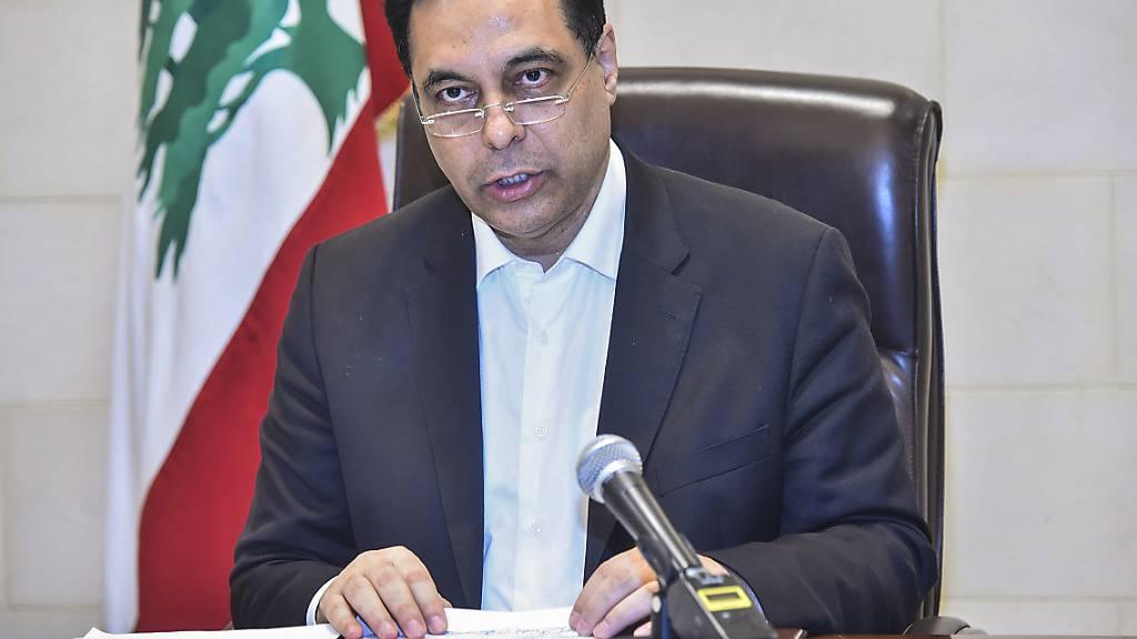 Gesundheitsminister kündigt Rücktritt von Premier Diab an