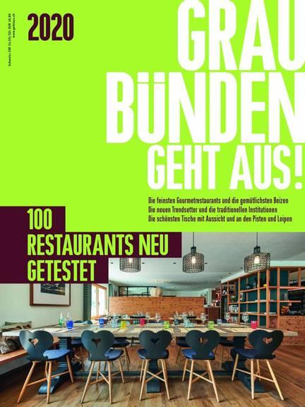 Im Vergleich zum Vorjahr gibt es in der Ausgabe 2020 48 neue Restaurants. (Bild: pd)