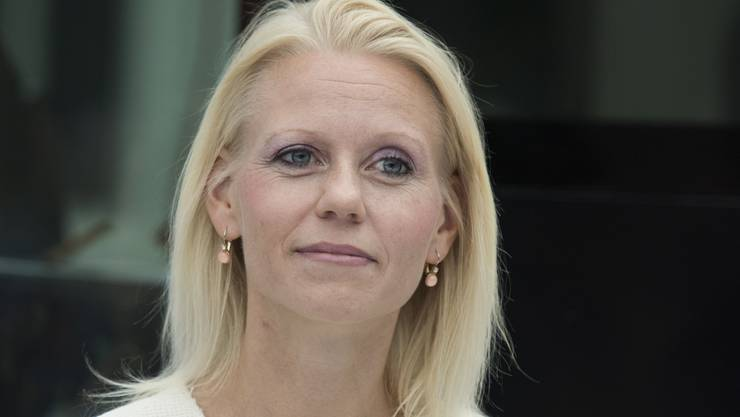 EVP-Ständeratskandidatin Lilian Studer.