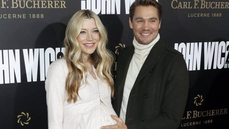 Sie sind nun zu viert: Das Schauspielerpaar Chad Michael Murray und Sarah Roemer hat sein zweites Kind bekommen. (Archivbild)