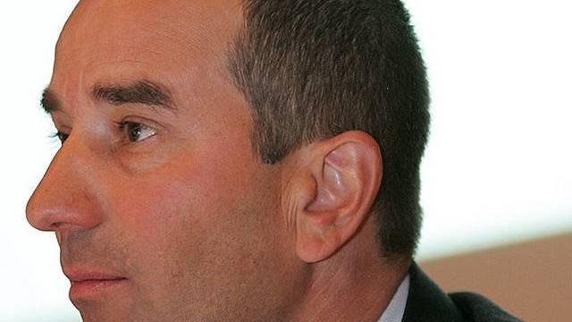 Generali-Chef und Verwaltungsrat Alfred Leu