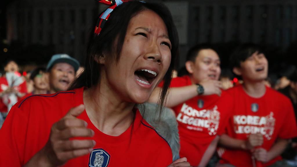 Fussball-Saison in Südkorea eröffnet
