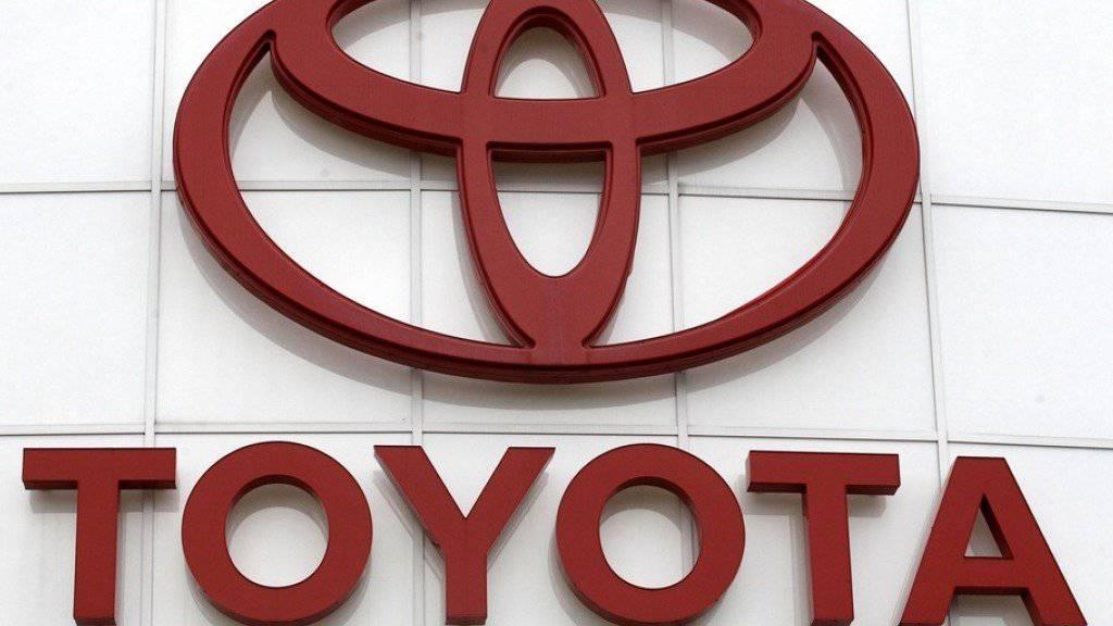 Der Tweet von Trump verunsicherte die Anleger. Die Toyota-Aktie verlor zwischenzeitlich drei Prozent an Wert.