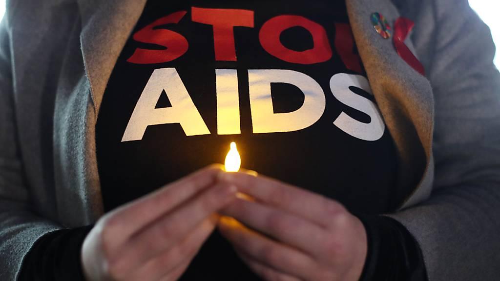 UNAIDS: Die Welt ist beim Kampf gegen HIV und Aids nicht auf Kurs
