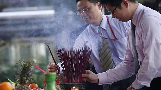 Taiwanesen hoffen auf Verbesserungen