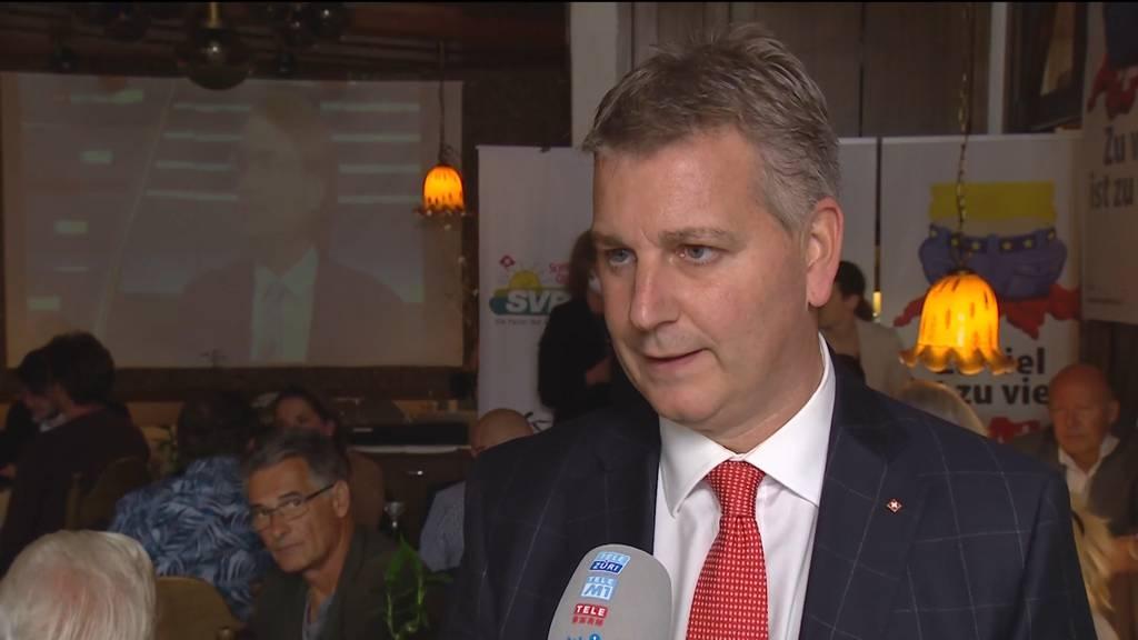 SVP-Präsident Marco Chiesa: «Ich bin ein Befürworter des bilateralen Wegs»
