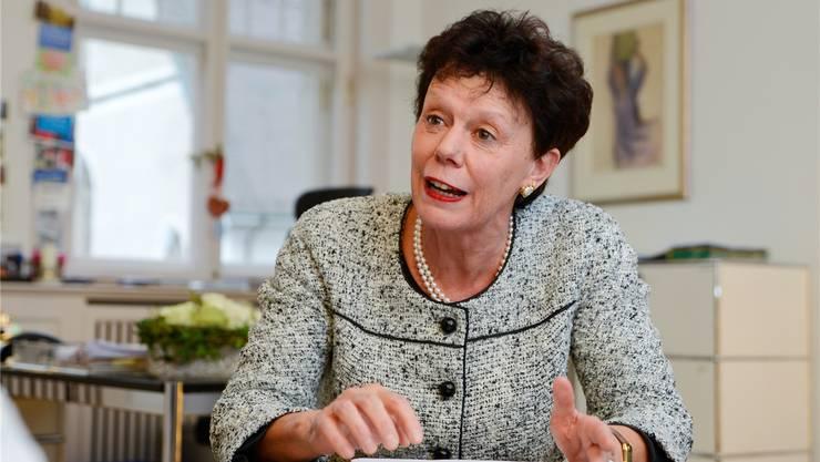 Esther Gassler, Regierungsrätin
