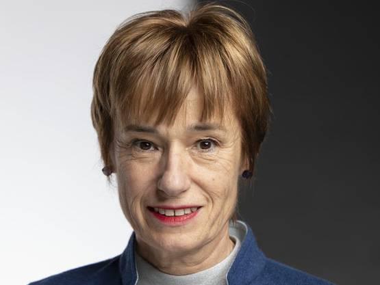Die Aargauer CVP-Nationalrätin Ruth Humbel.