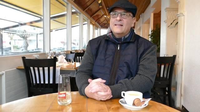 Christoph Eggimann, Darsteller in «Tscharniblues II»: «Zuerst war ich sehr skeptisch»