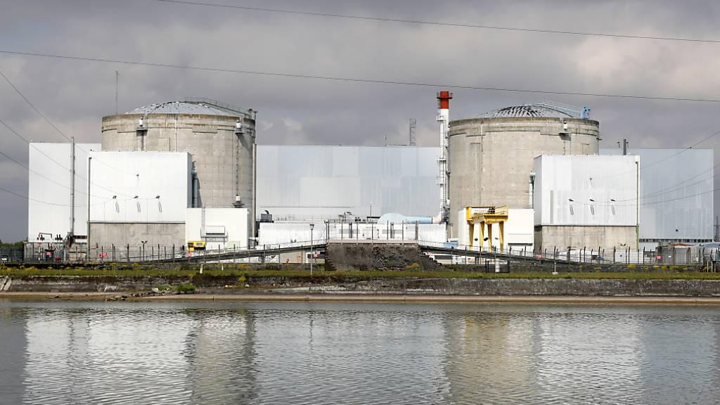Das französische Atomkraftwerk in Fessenheim ist nach 43 Jahren endgültig abgeschaltet worden. (Archivbild)
