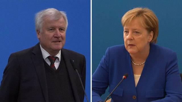 Asyl-Streit in Deutschland