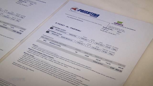 Kantonspolizei warnt vor Flugticket-Betrügern