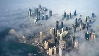 Gilt in der arabischen Welt plötzlich als Schurkenstaat: Das Emirat Katar.