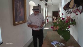 Einem Solothurner Hochzeitspaar wurde bei ihrer Feier Couverts vom Spendentisch gestohlen.  Wer dahinter steckt und was genau entwendet wurde, ist bisher noch unklar.