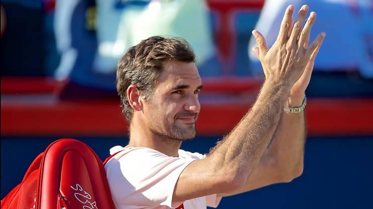 Roger Federer spielt am Laver Cup an der Seite von Rafael Nadal