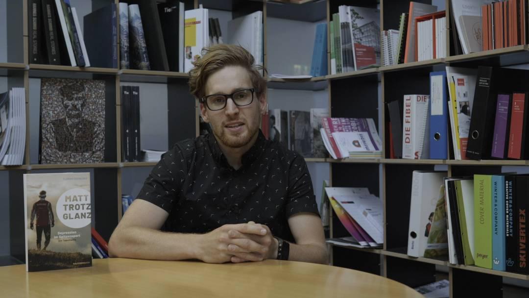 """""""Matt statt Glanz"""": der Trailer zum Buch von OL-Spitzenläufer Florian Schneider über Depressionen im Spitzensport"""