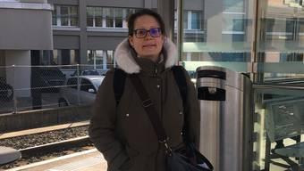 Ursula Bohner (38), Bankangestellte, Münchenbuchsee BE.