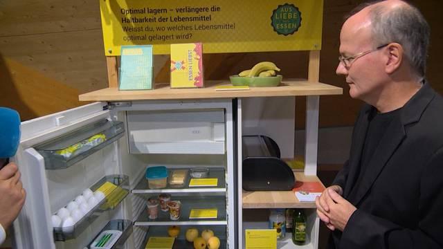 Zwei Millionen Tonnen Foodwaste in der Schweiz