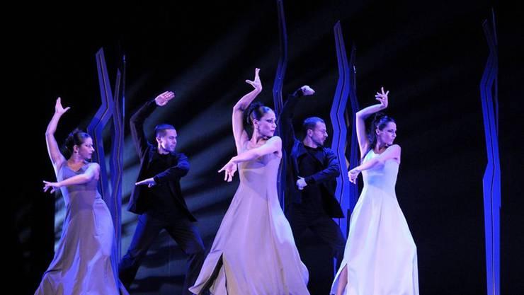 Zweimal zu sehen: «Florescencia» wird am Samstag und am Montag von «Flamencos en route» in Baden aufgeführt. (Alex Spichale)