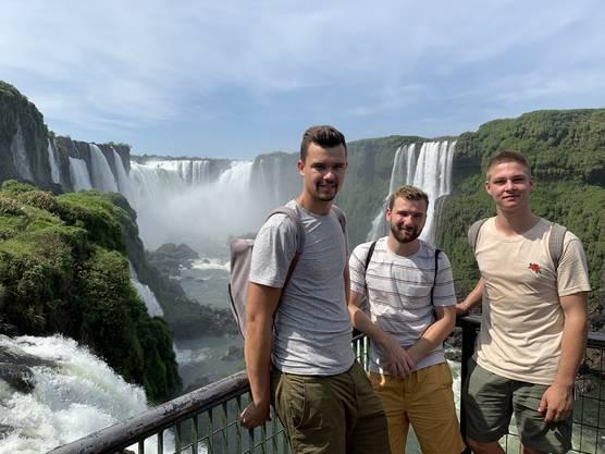 Iguazu Wasserfall Argentinien