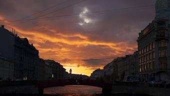Russlandreise