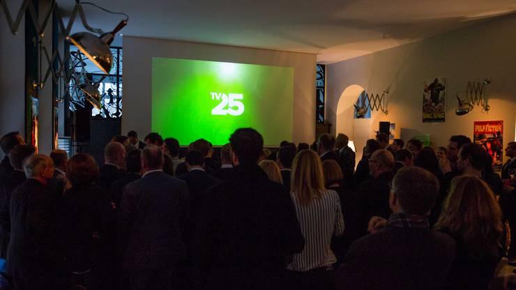 3, 2, 1 – auf Sendung! Die Schweiz hat einen neuen TV-Sender, der TV25 heisst