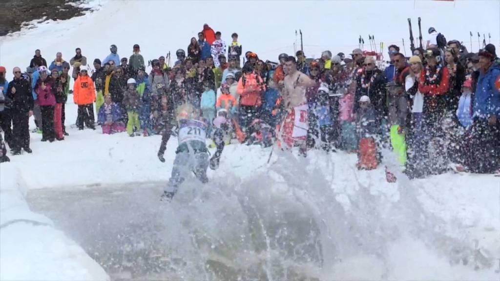 Rutschspass: So endet die Skisaison Nendaz VS