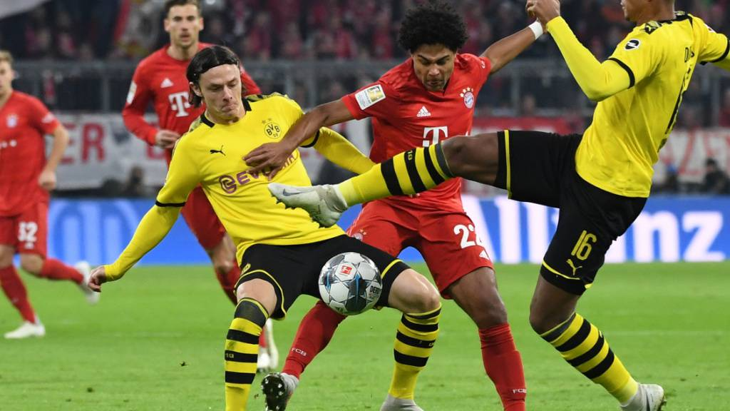 Bayern München kann in Dortmund einen grossen Schritt machen
