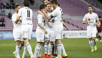 Der FC Wohlen kam gegen Schaffhausen zu einem hochverdienten 2:1-Sieg.