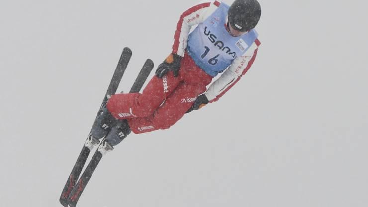 Junioren-Weltmeister Noé Roth befindet sich derzeit in Höchstform