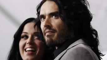 Katy Perry und Russell Brand haben ihr Liebesnest in Kalifornien gefunden