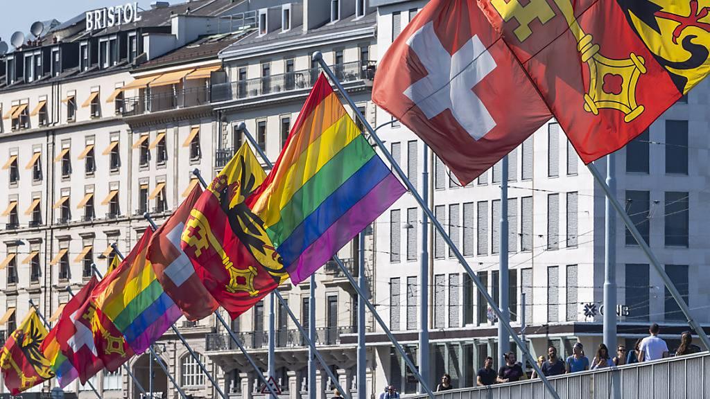 Genf will Praktiken verbieten, die homosexuelle oder transsexuelle Menschen umzupolen versuchen. Damit ist der Kanton Pionier in der Schweiz. (Archivbild)