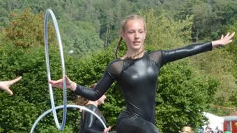 Impressionen vom Regionalturnfest in Kirchleerau