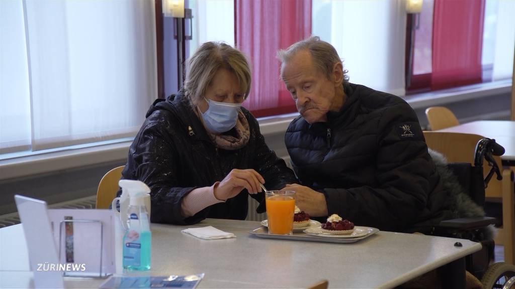 Trotz steigender Todeszahlen: Kein Besuchsverbot in Altersheimen