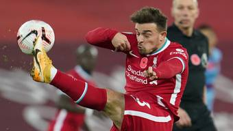Xherdan Shaqiri zeigte sich zuletzt gut in Form und kam mehrmals bei Liverpool zum Einsatz