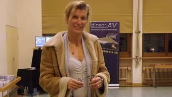 Evelyne Binsack kommentierte ihre Dokumentation live.