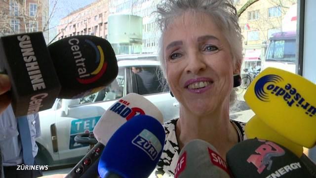 Sivlia Steiner, Carmen Walker Späh und Jacquelin Fehr – die Frauen sind die Siegerinnen der Zürcher Wahlen.