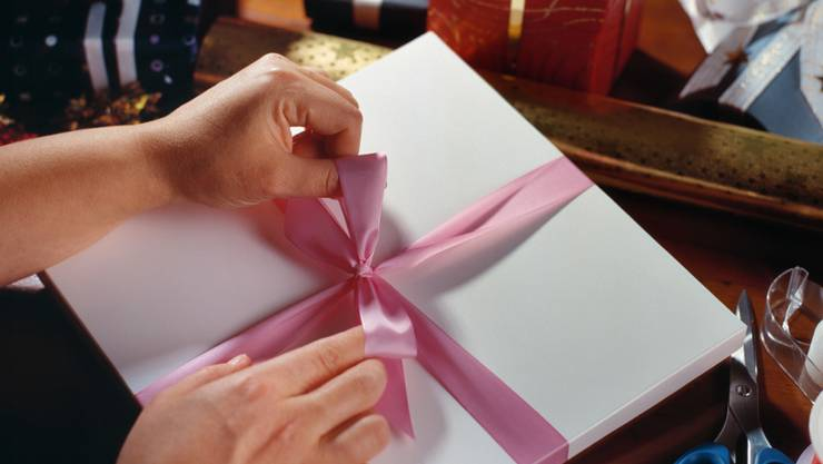 Kleine Geschenke, grosse Wirkung: Das gilt auch im Geschäftsleben. (Symbolbild)