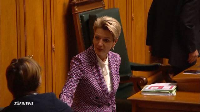 Ruf nach Frau im Bundesrat wird laut