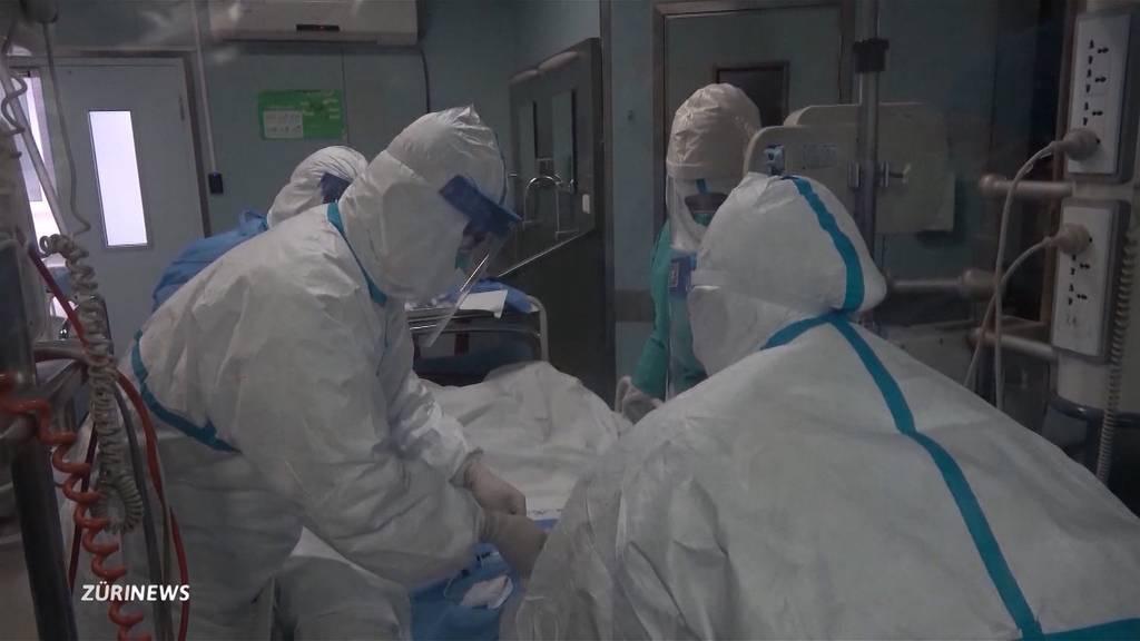 Coronavirus: Zürcher Spitäler wappnen sich