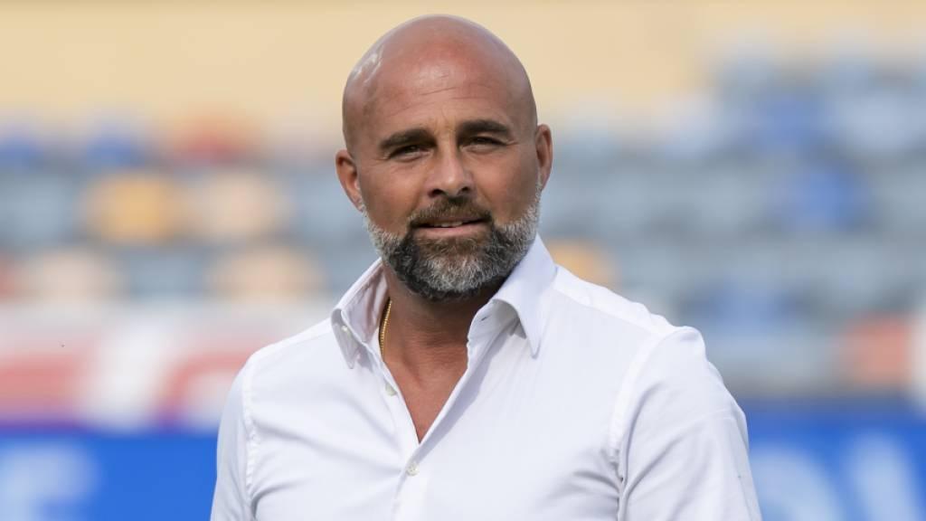 GC-Coach Giorgio Contini kann sich bei Aufsteiger GC über neues Personal freuen.