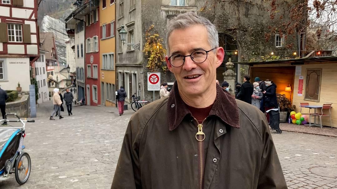 Stefan Jaecklin zur Niederlage: «Für mich bricht nun aber keine Welt zusammen»