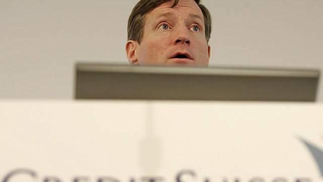 CS-CEO Brady W. Dougan