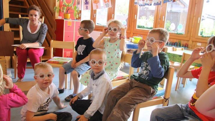 Aufgeregt? Aber sicher! Heute beginnt für 71'000 Aargauer Kinder der Kindergarten.