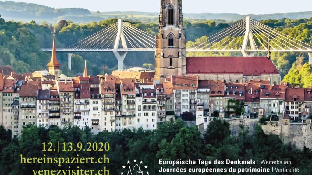 Die 27. Europäischen Tage des Denkmals haben am Wochenende in der Schweiz in einer abgespeckten Version stattgefunden. Schweizweit fanden rund 250 Veranstaltungen zum Thema «Weiterbauen» statt.